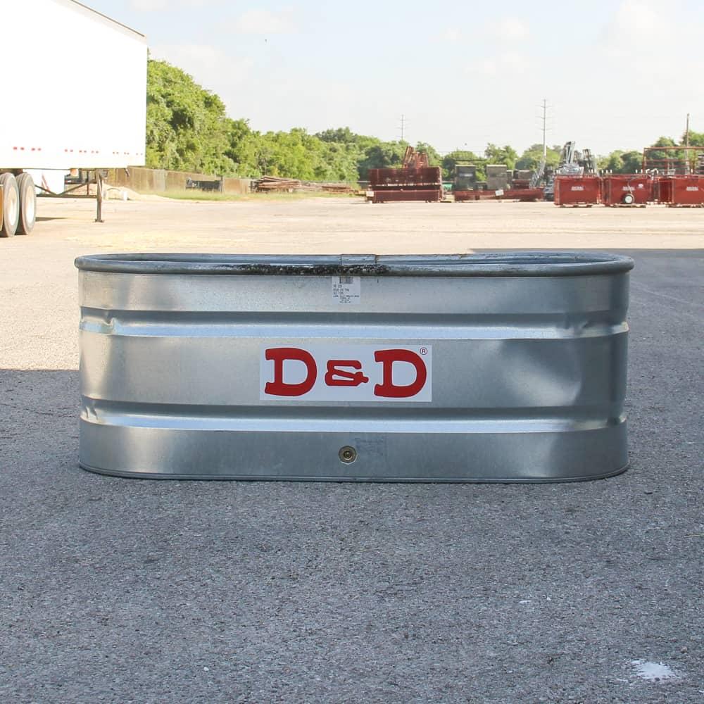 Oval water trough 2x2x4-min