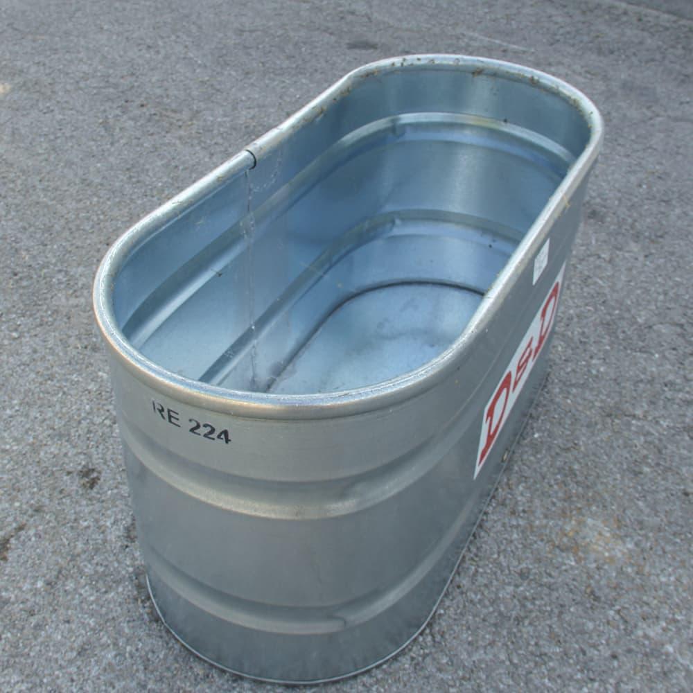 Oval water trough 2x2x4 re224-min