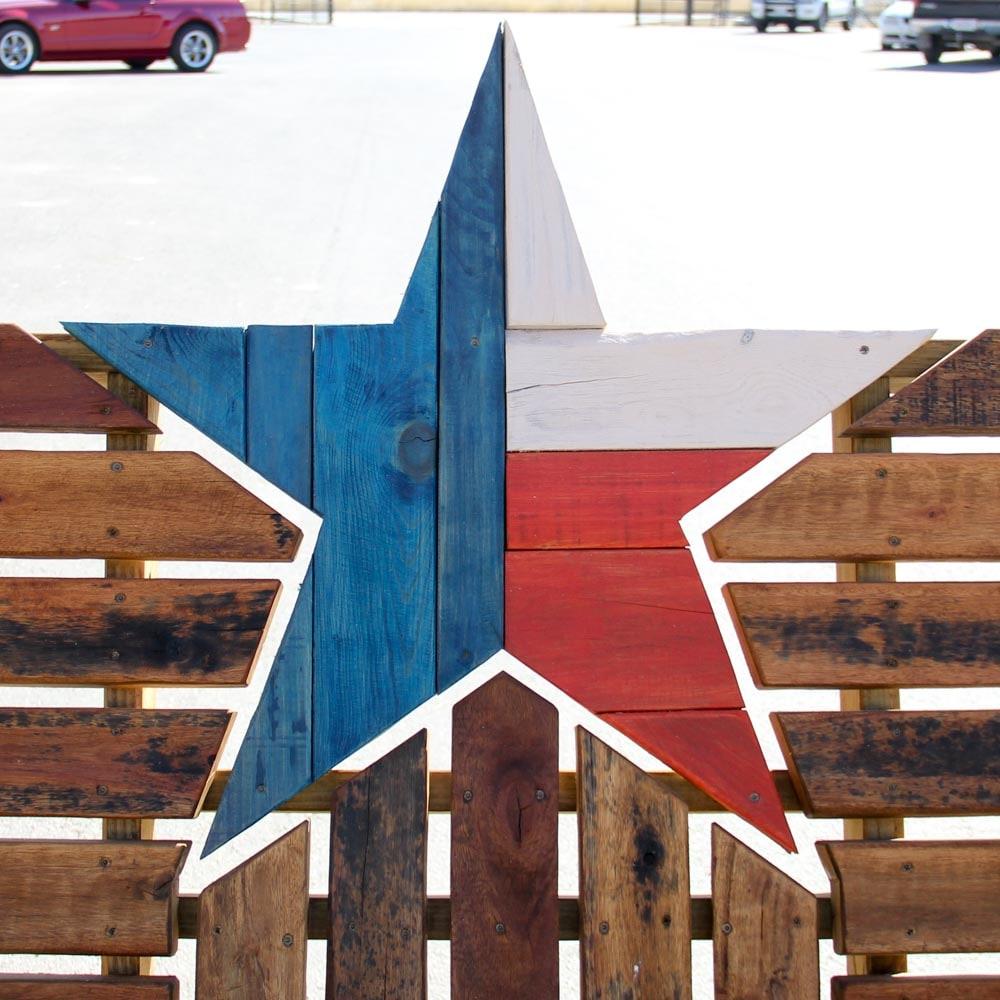 Timberimage tsr2p texasstarreclaimed2personswing 3